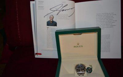 James Cameron Rolex